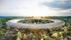 Foster's Apple Headquarters Exceeds Budget by $2 Billion