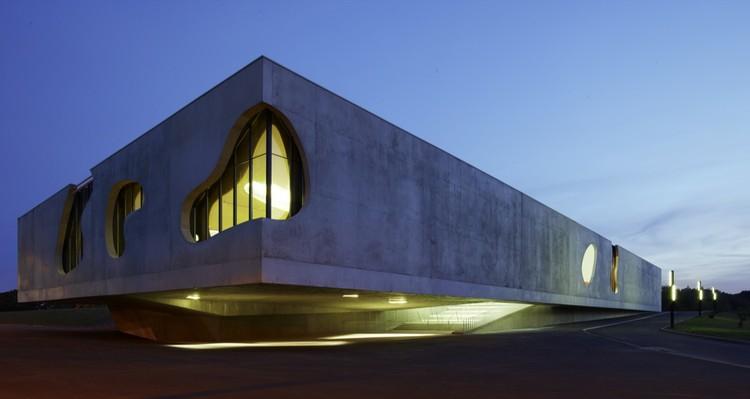 Conservatorio de la Música en Maizières / Dominique Coulon & Associés, © Eugeni Pons