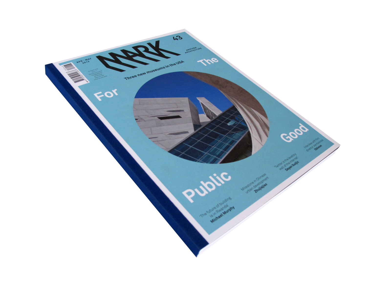 Mark Magazine Tag Archdaily