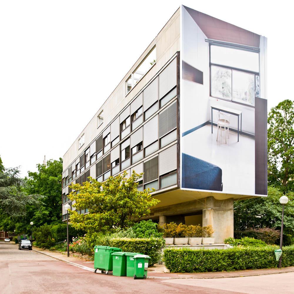 Ad Classics Swiss Pavilion Le Corbusier Archdaily