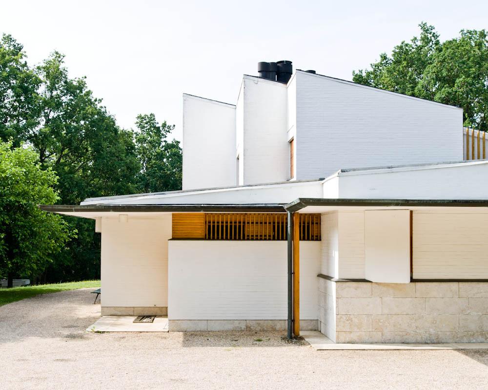 Gallery of ad classics maison louis carr alvar aalto 6 for Alvar aalto maison