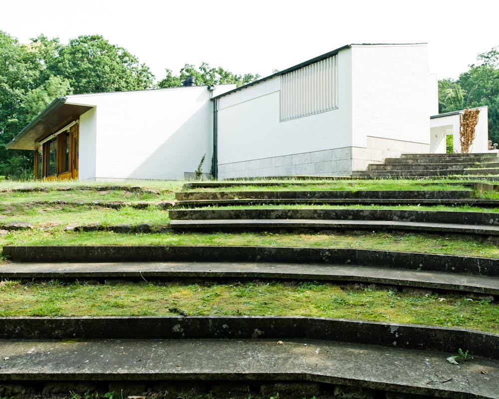 Gallery of ad classics maison louis carr alvar aalto 3 for Carre maison