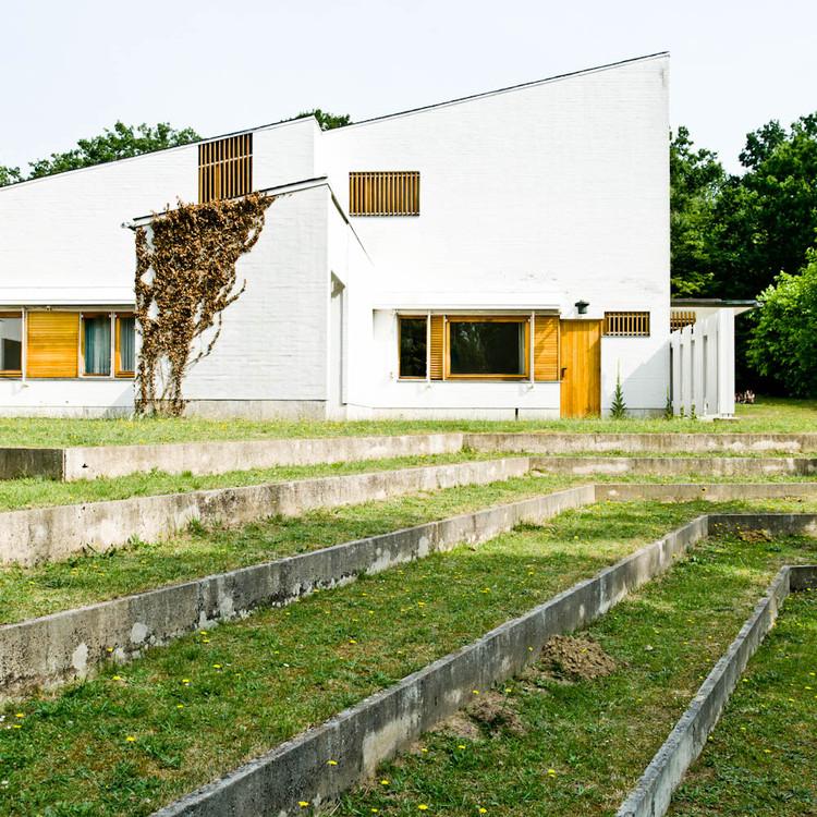 Cl ssicos da arquitetura maison louis carr alvar aalto for Alvar aalto maison
