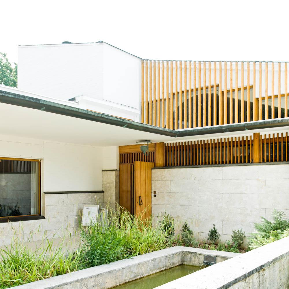 Gallery of ad classics maison louis carr alvar aalto 4 for Alvar aalto maison