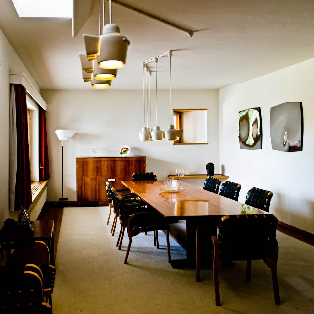 Gallery of ad classics maison louis carr alvar aalto 12 for Alvar aalto maison