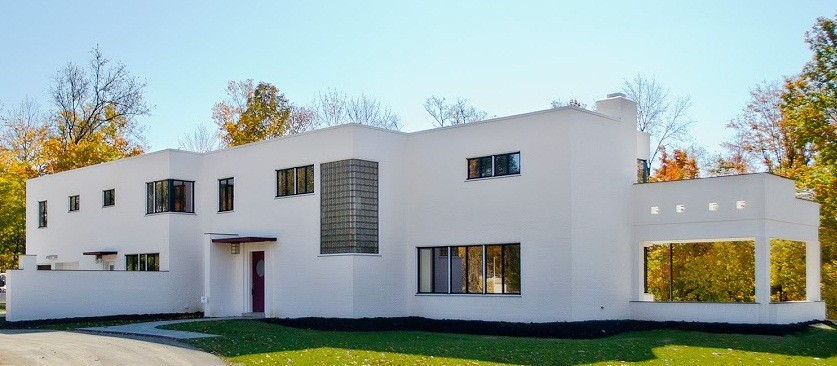 Preserving Modern Architecture in the Midwest, Rauh House / John Becker via Cincinnati Preservation Association