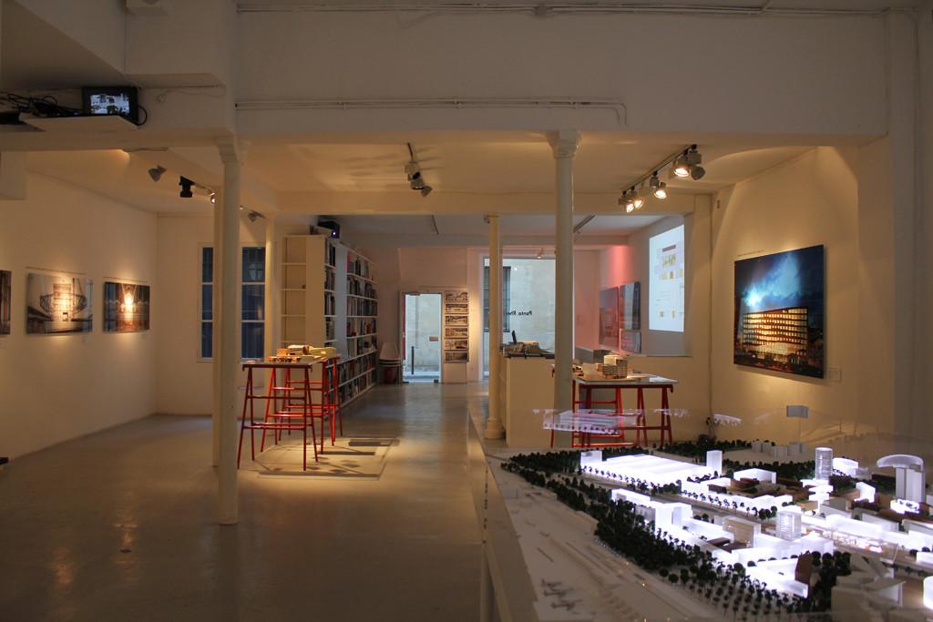 'Panta Rhei' Exhibition / Mateo Arquitectura, Courtesy of Mateo Arquitectura