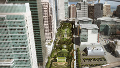 Transbay Transit Center in San Francisco / Pelli Clarke Pelli Architects