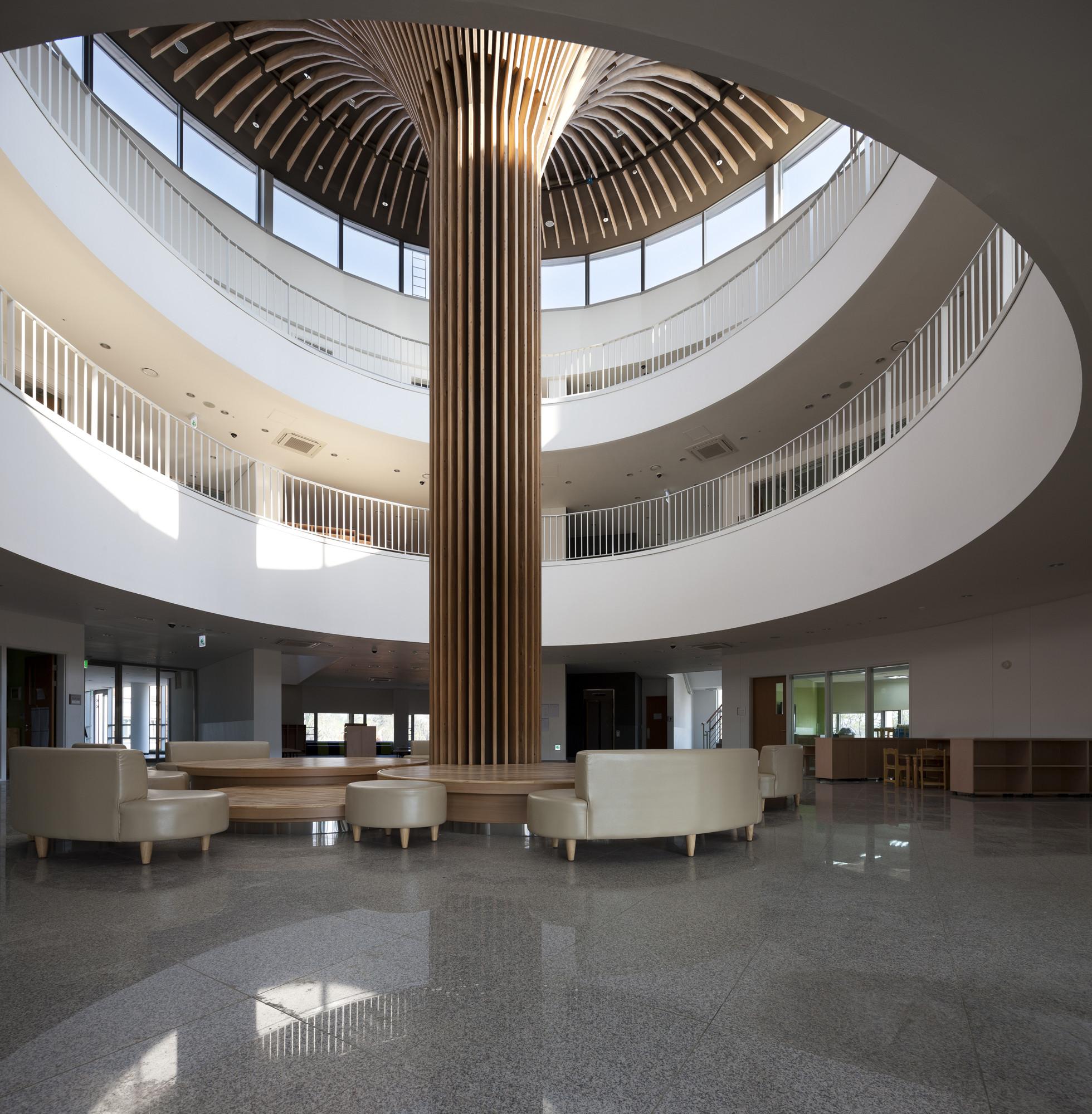 School Interior Design: Gallery Of Branksome Hall Asia Jeju Global Education City