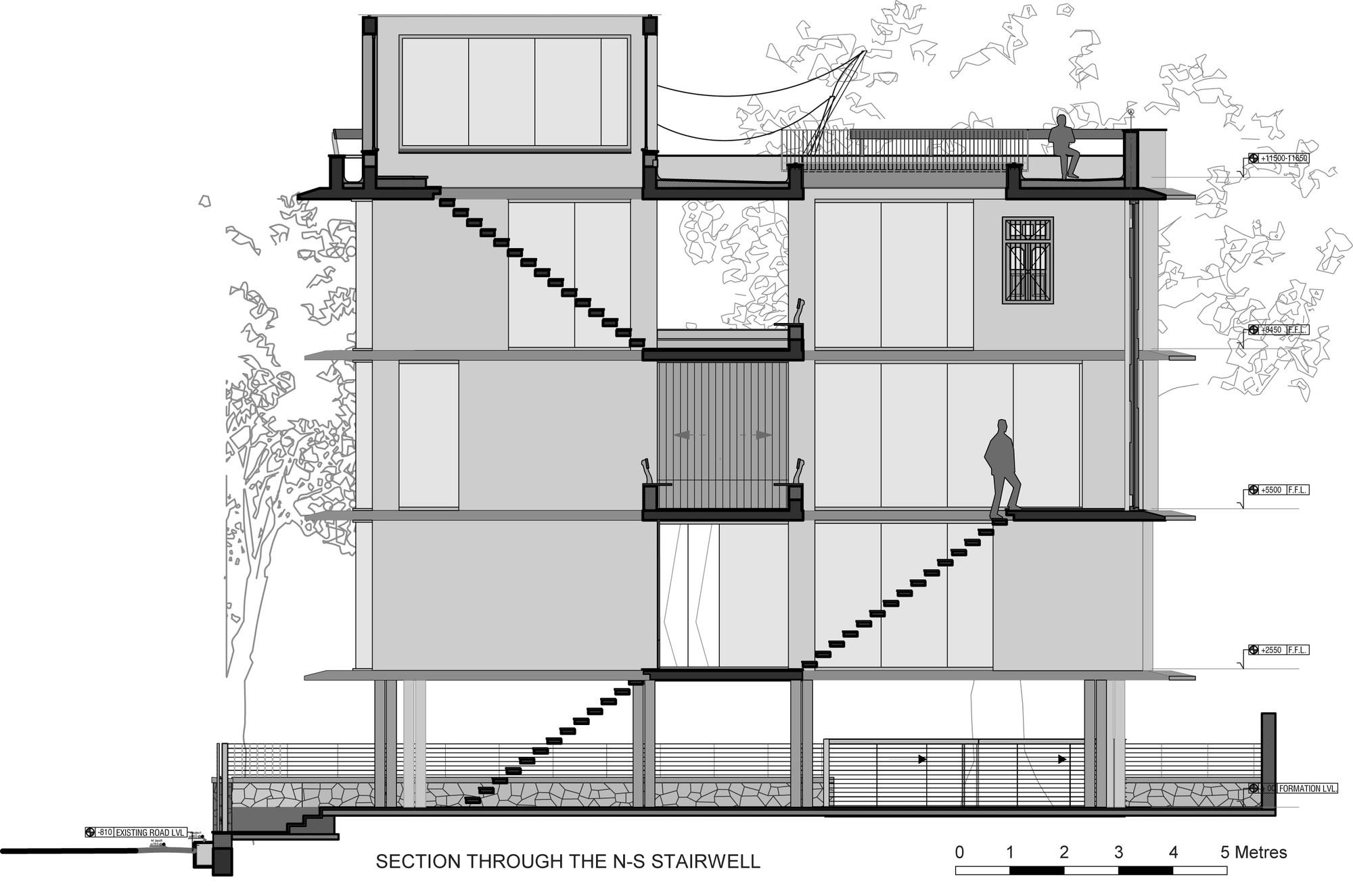 Nirvana Film Office / SJK Architects | ArchDaily