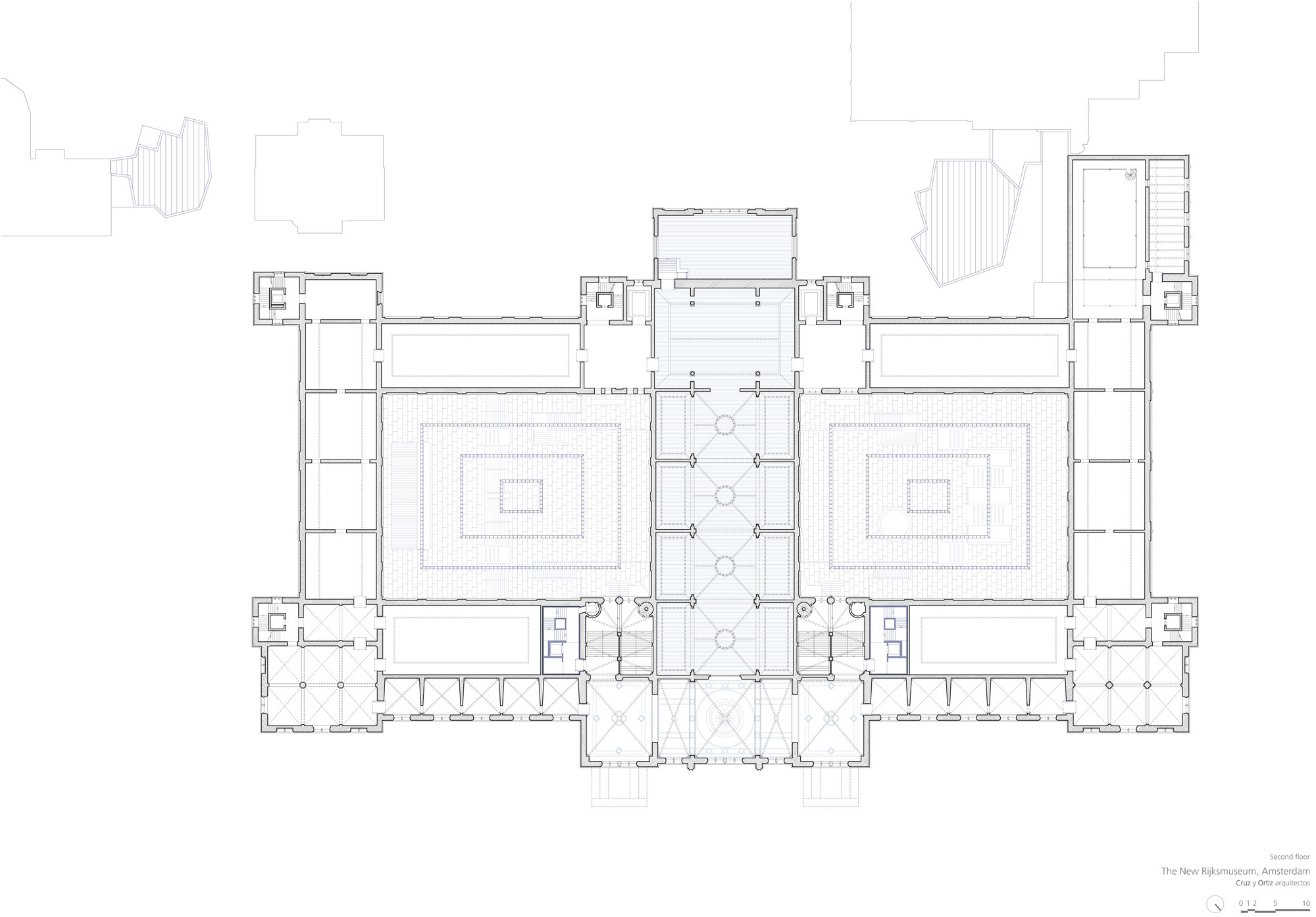 gallery of rijksmuseum cruz y ortiz arquitectos 22