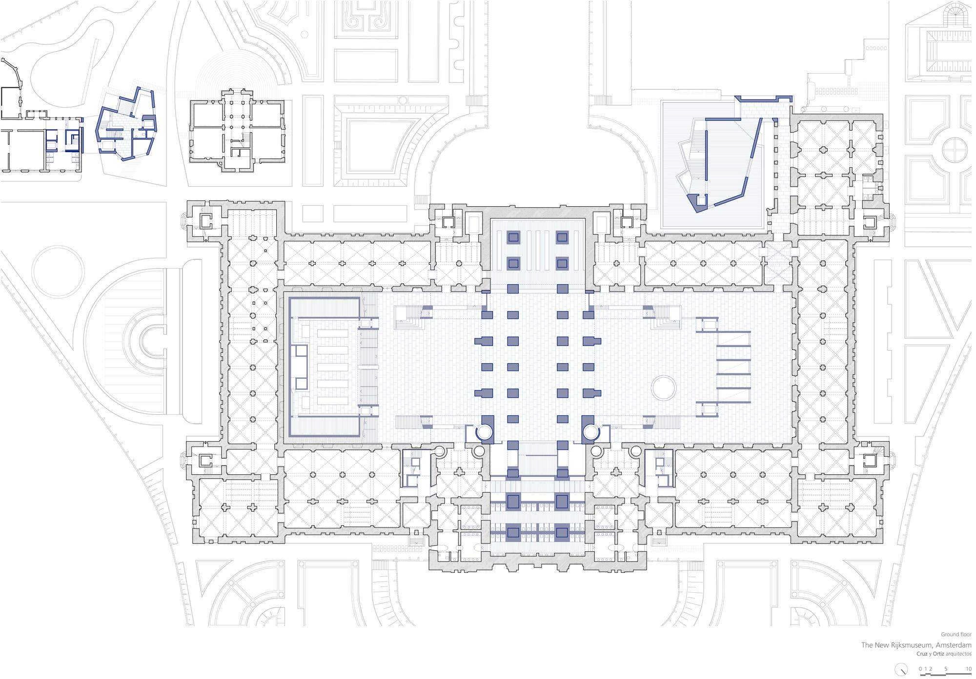 gallery of rijksmuseum cruz y ortiz arquitectos 19