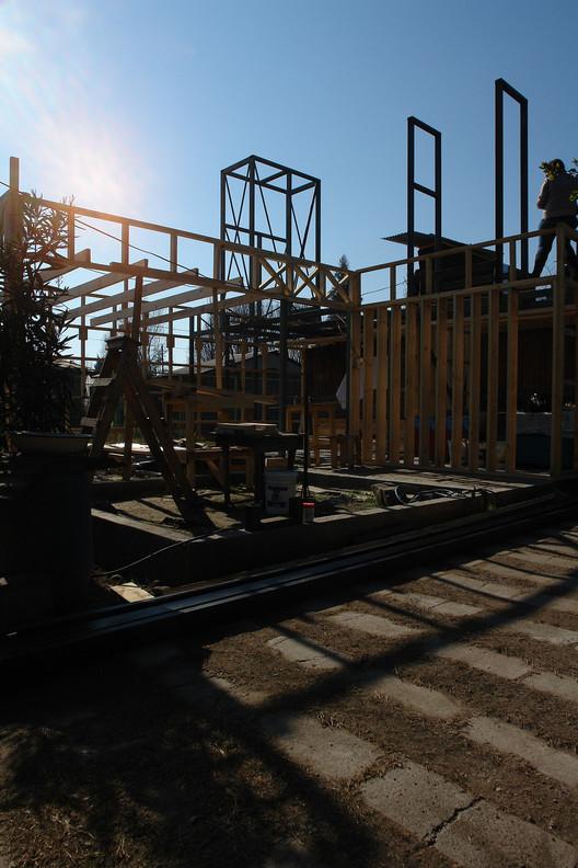 En construcción: Casa Lucarnas / BLANCA , Cortesia de BLANCA