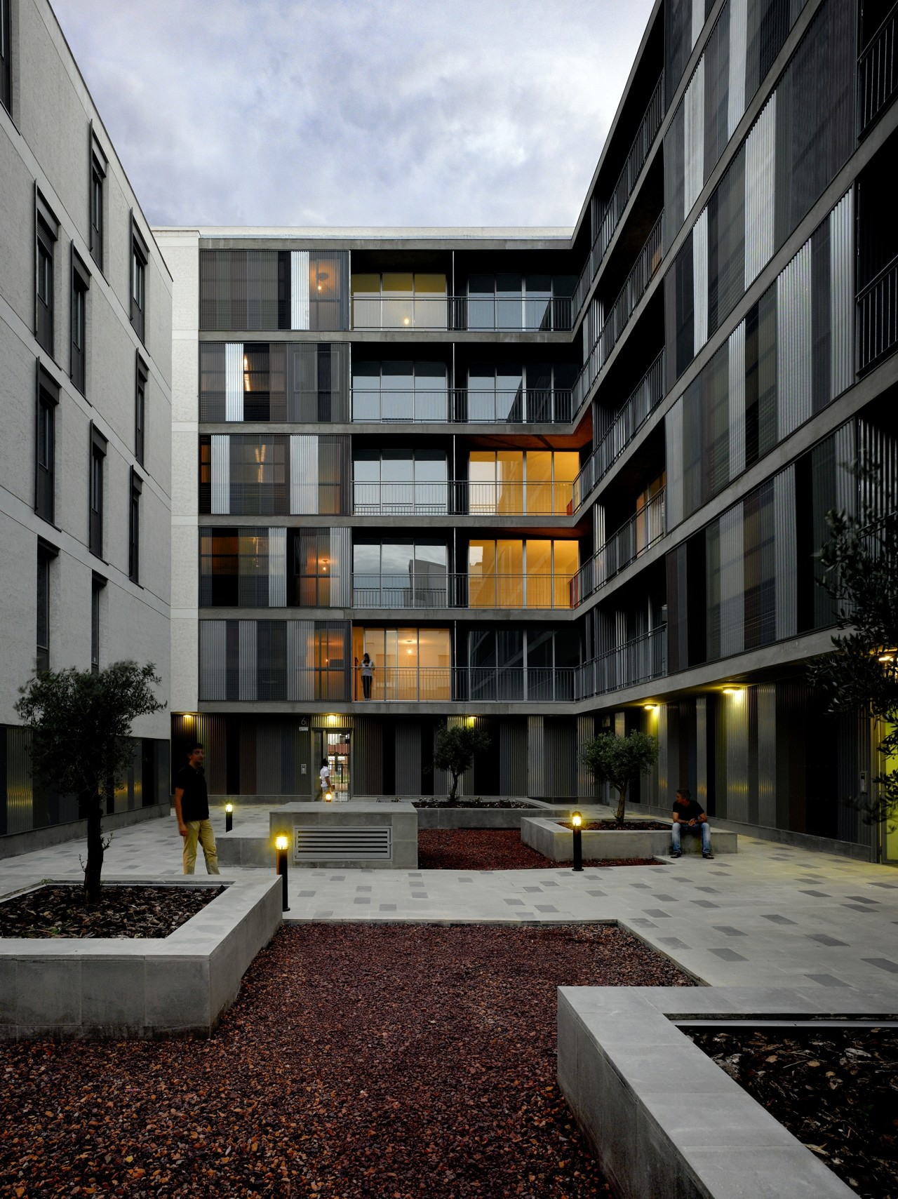 46 viviendas sociales gabriel verd plataforma arquitectura for Plataforma arquitectura