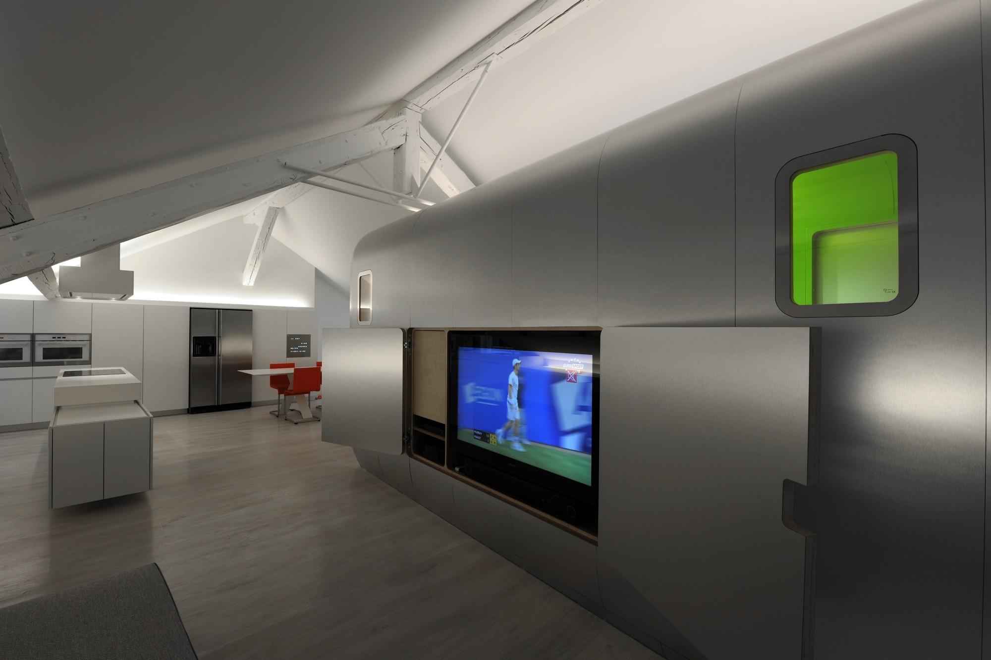 Gallery of kempart loft / dethier architectures   21