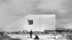 New Central Library of Berlin Winning Proposal  / FAR frohn&rojas