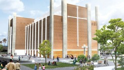 Notre Dame Haiti Cathedral Competition Entry / TABB Architecture