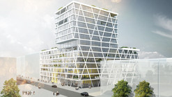 50Hertz Headquarters Winning Proposal / LOVE