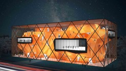Collider Activity Center Competition Entry / Radionica Arhitekture