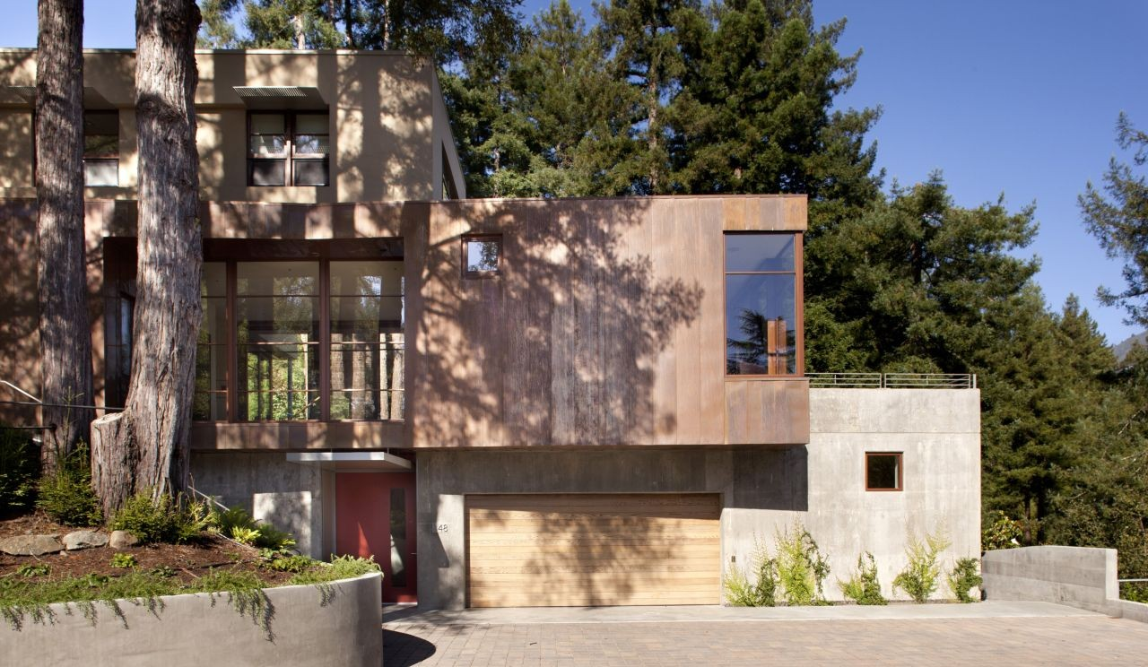 Gallery Of Mill Valley Residence Ccs Architecture 2