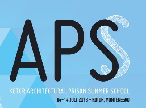 Kotor Architectural Prison Summer School, Courtesy of Kotor APSS
