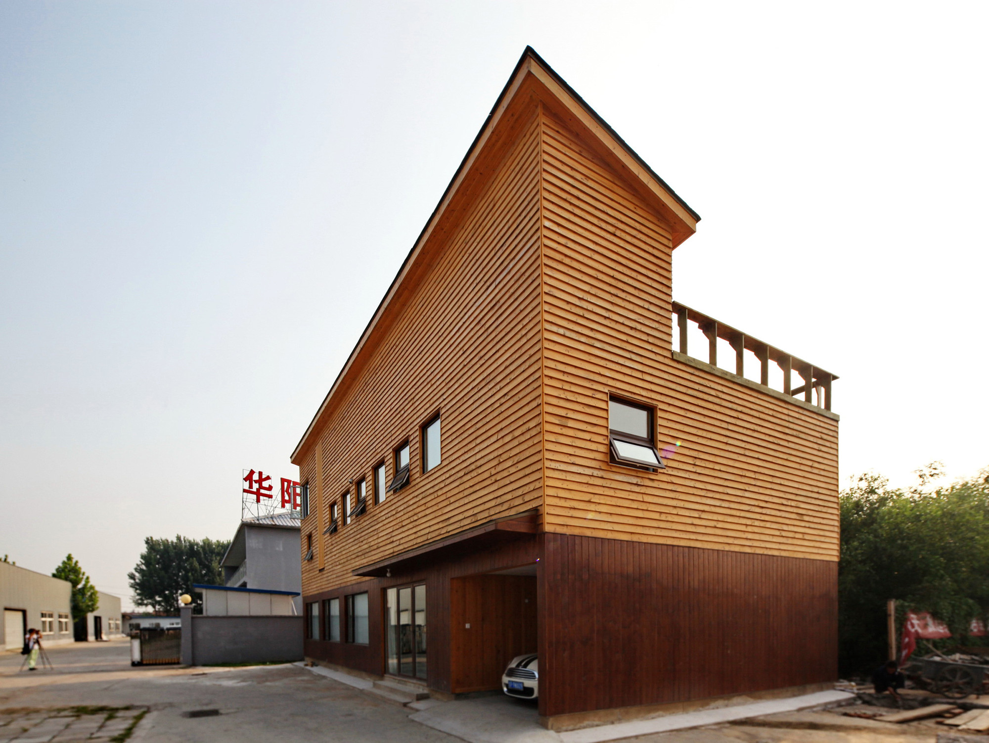 W House / Slow Architecture, © Fei Zhiwei