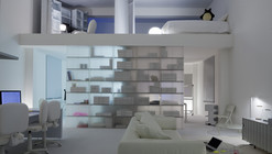 Milan Design Week 2013: Office for Living / Jean Nouvel