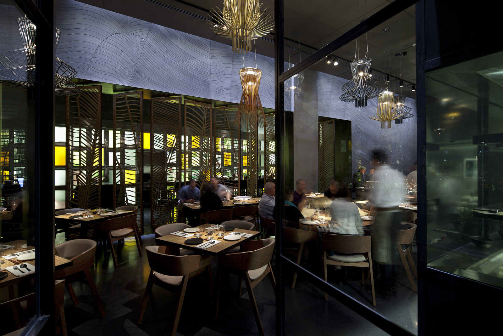 Gallery of taizu restaurant pitsou kedem architects