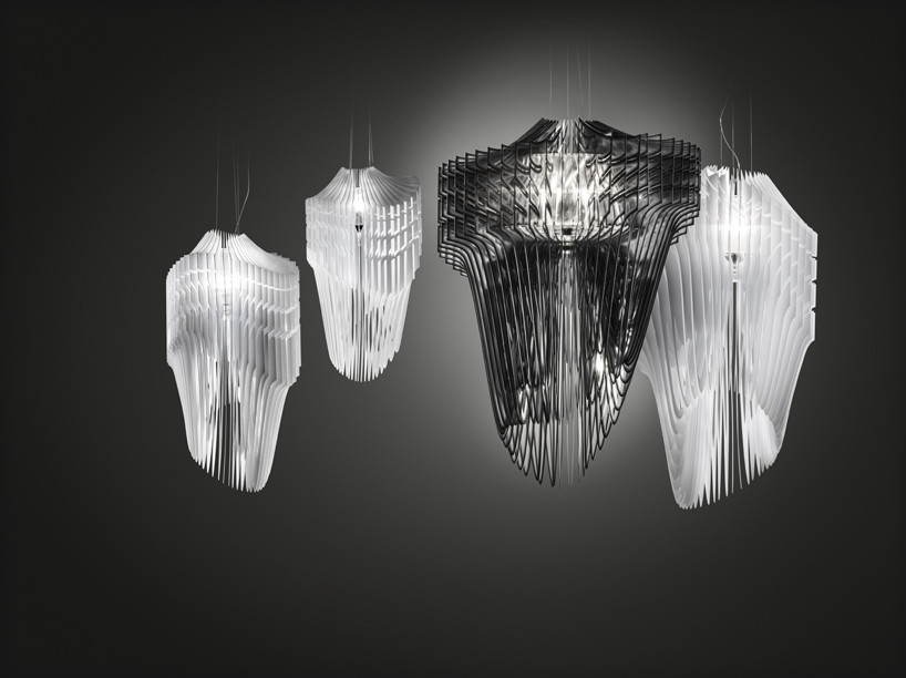 Avia & Aria Lamp for Slamp / ZHA