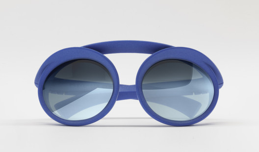 Springs 3D Printed Glasses for pq: Archway / Ron Arad