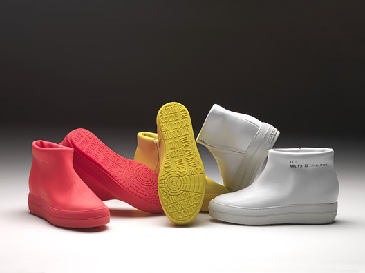 Pure Sneaker for Ruco Line / Jean Nouvel