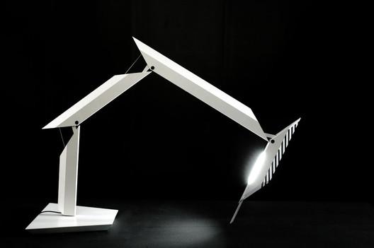 Paragon Table Lamp for Artemide / Daniel Libeskind © Gio Pini