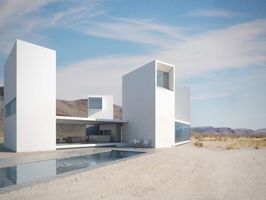 Rendering Courtesy of Edward Ogosta Architecture