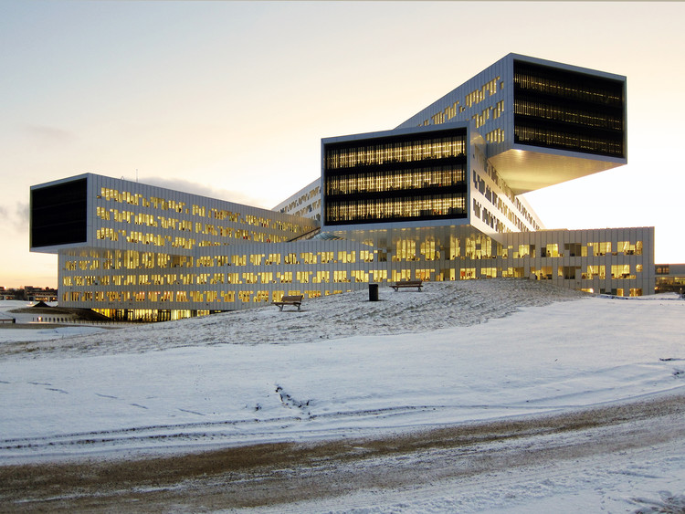 Statoil Regional and International Offices / a-lab, © Luis Fonseca