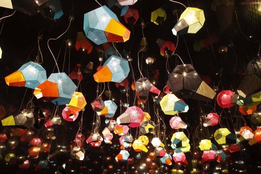 Candy Collection lamps for ZONCA / Doriana and Massimiliano Fuksas © Luca Casonato