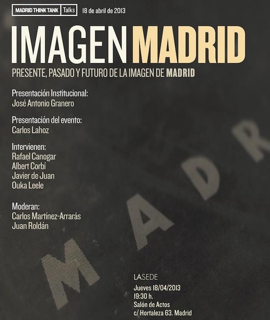 Madrid Think Tank: IMAGEN MADRID: PRESENTE, PASADO Y FUTURO