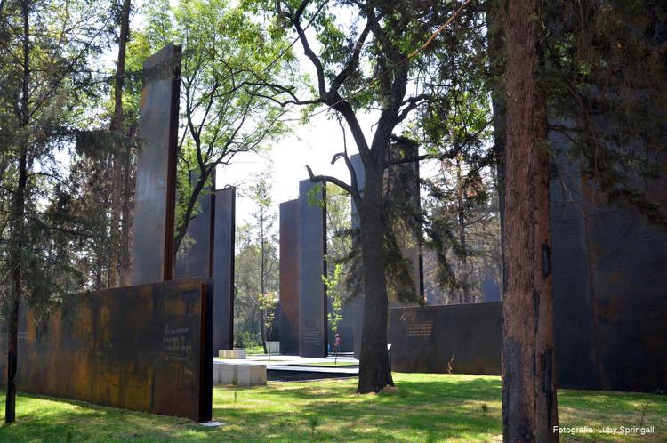 Memorial A Las Víctimas De La Violencia / Gaeta-Springall Arquitectos, Courtesy of Gaeta-Springall Arquitectos