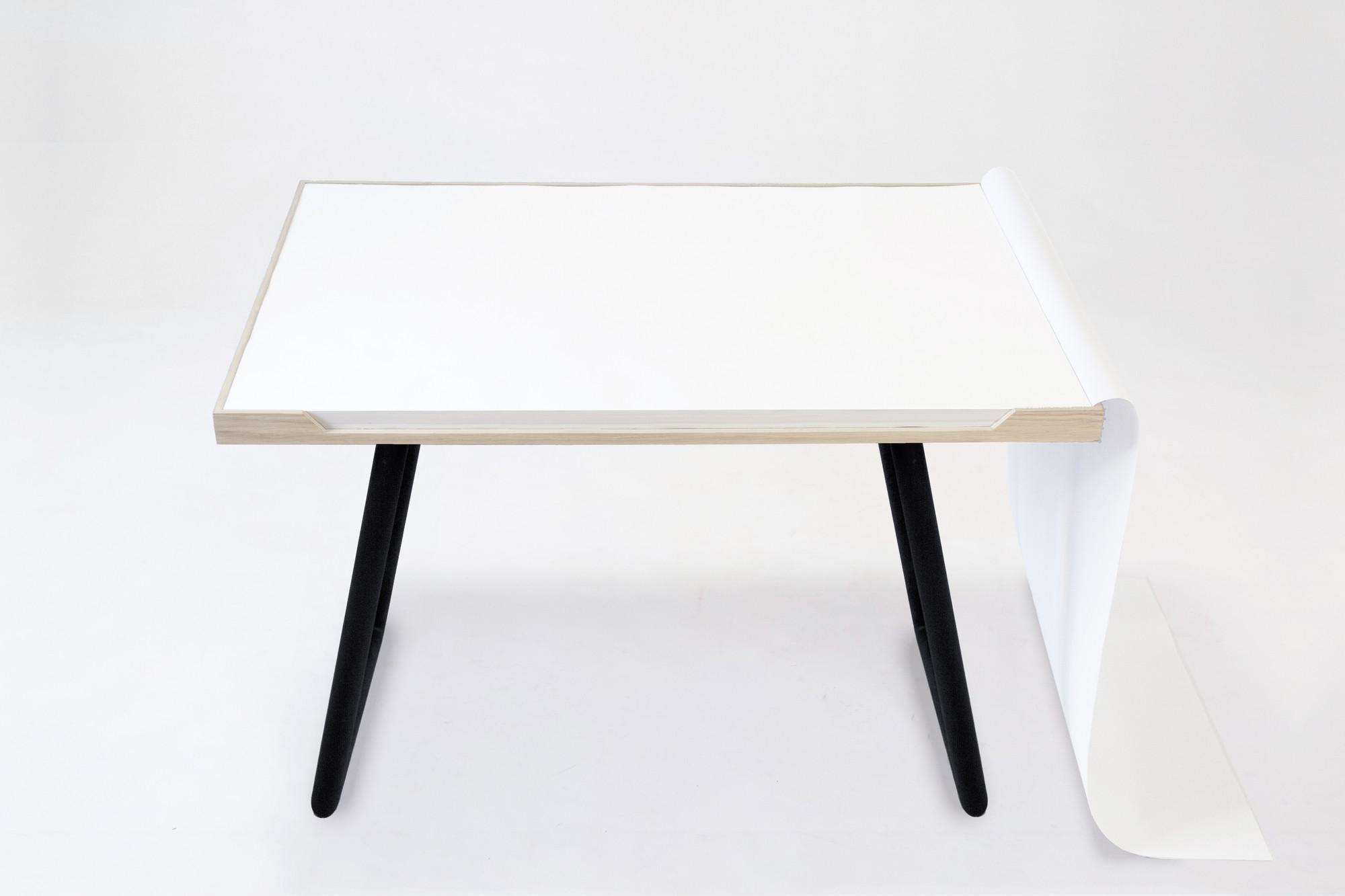 My Desk / Miguel Mestre, Courtesy of Miguel Mestre