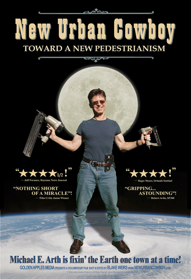 """Cine y Arquitectura: """"New Urban Cowboy"""""""