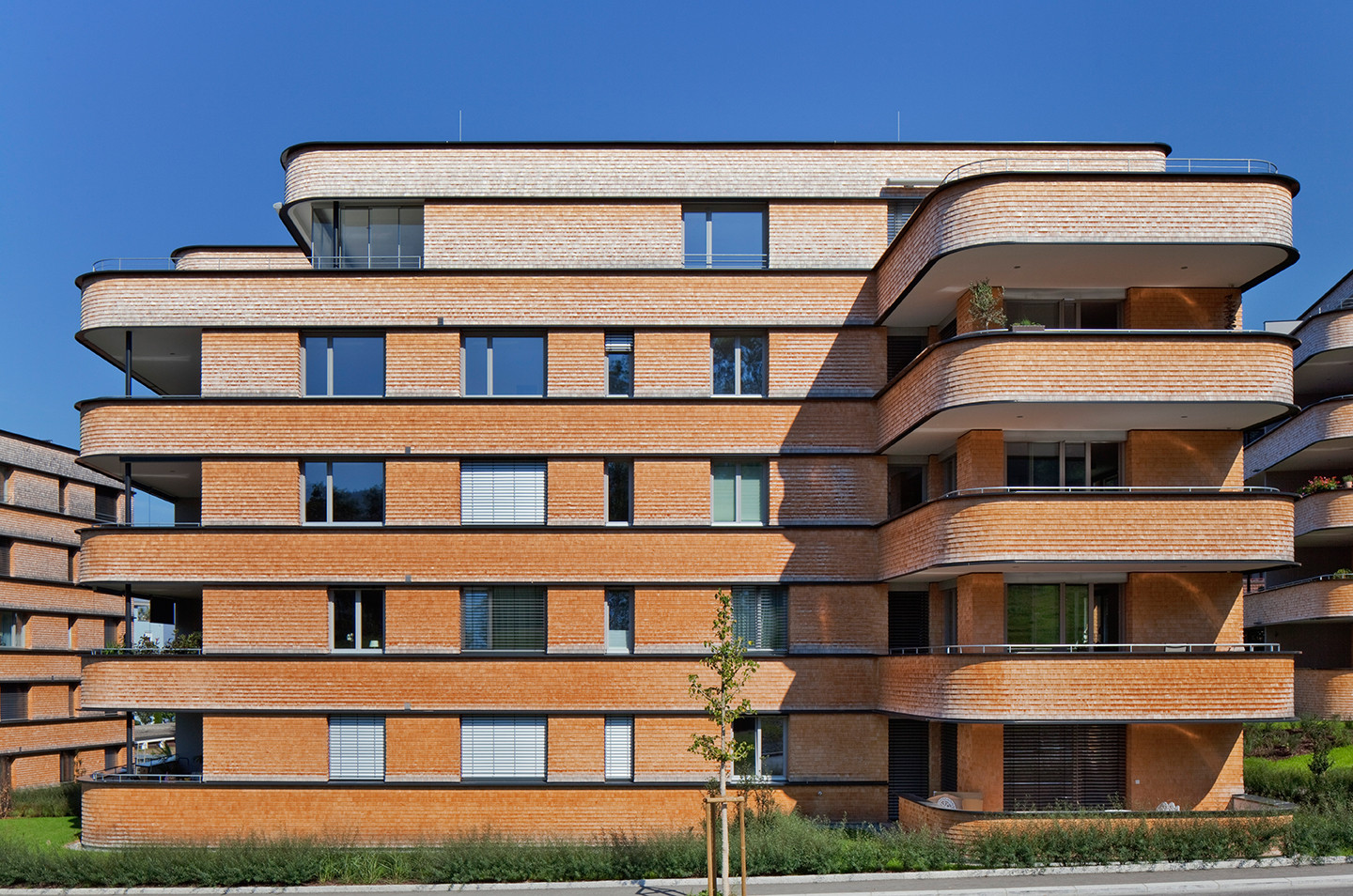 Gallery Of Siedlung Residential Buildings Be