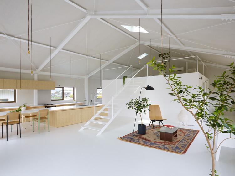 Casa en Yoro / Airhouse Design Office, © Toshiyuki Yano