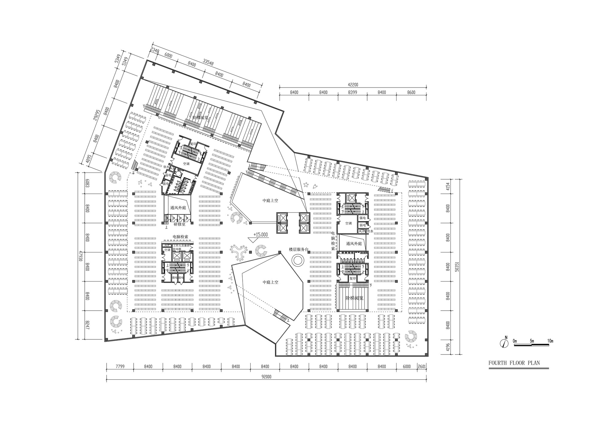 Library Floor Plans