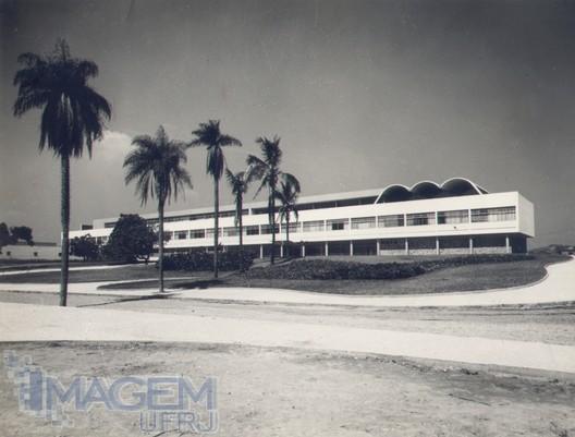 Instituto de Puericultura, UFRJ, 1950-66
