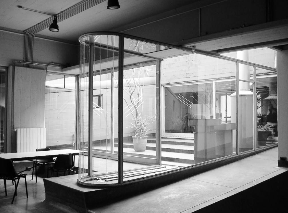 Clásicos de Arquitectura: Casa Di Tella / Clorindo Testa, © Cortesía Revista 1:100