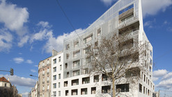 Social Housing Units in Saint-Denis / Atelier du Pont