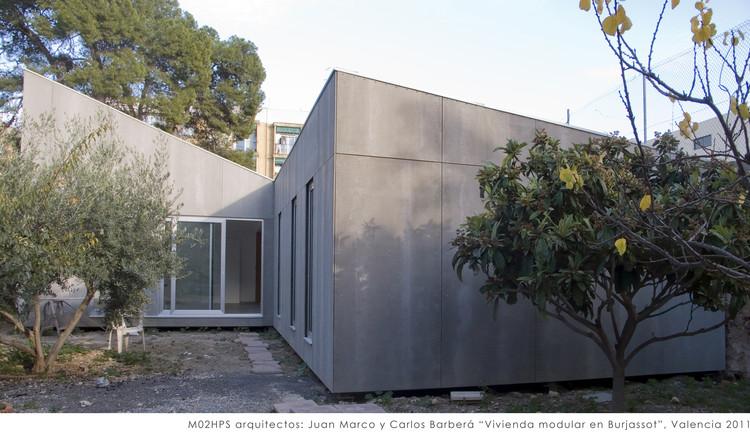 Cortesía de Juan Marco Marco Estudio de Arquitectura