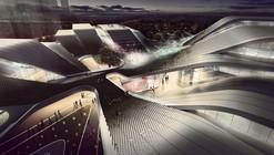 Beijiao Sports Center / Decode Urbanism Office