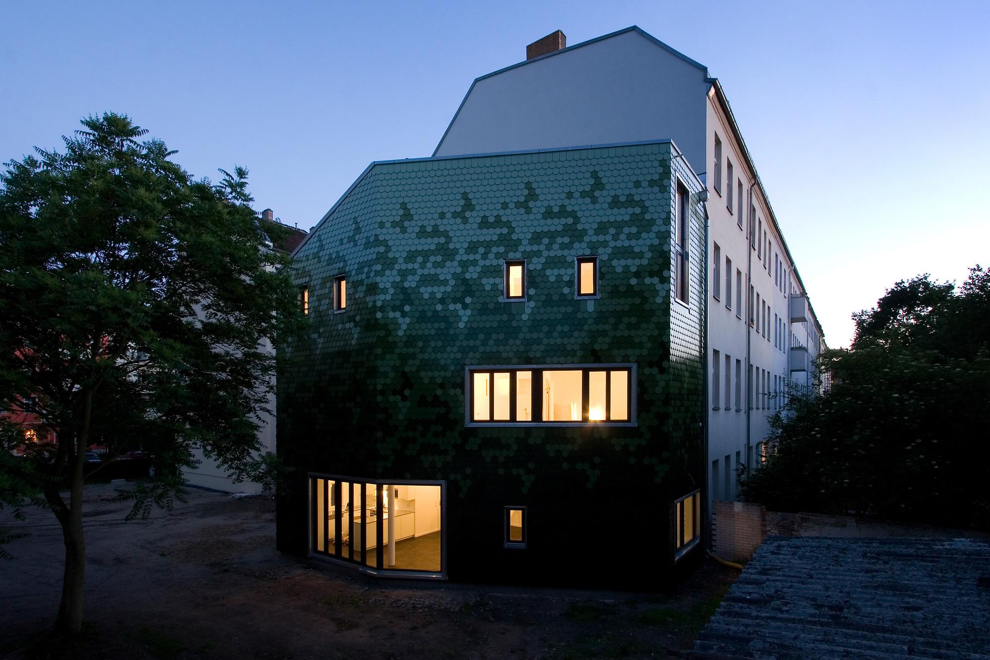 Single Family House / Brandt + Simon Architekten, © Michael Nast