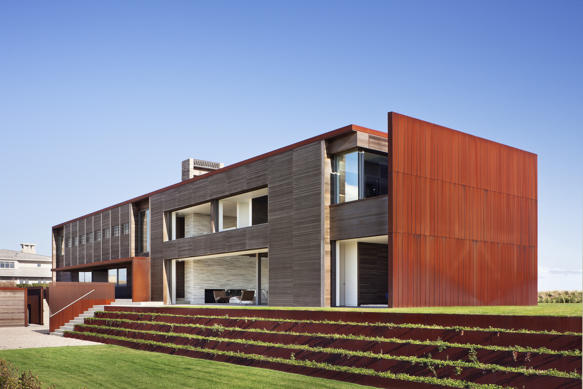 Sagaponack / Bates Masi Architects, © Michael Moran