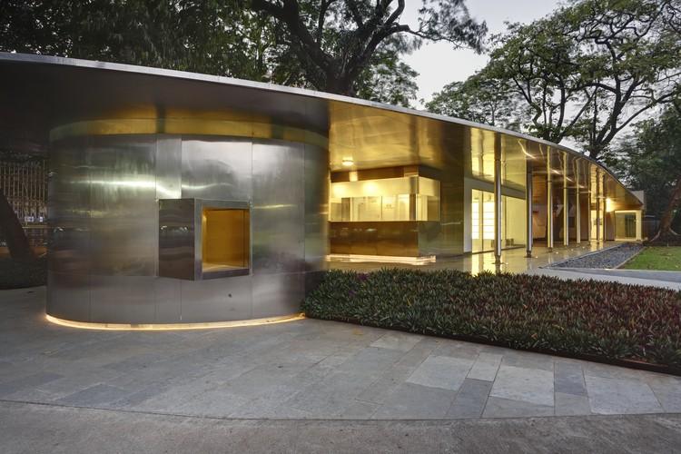 CSMVS - Centro de Visitantes Prince of Wales Museum / RMA Architects, © Rajesh Vora